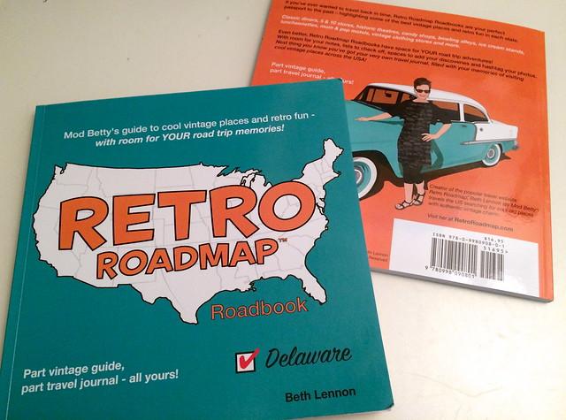 Retro Roadmap Roadbook - Delaware -