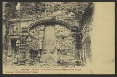 Grignan. - Château - Vue Sud-Ouest