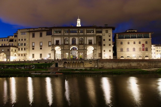 Museo degli Uffizi, Canon EOS 1100D, Canon EF-S 18-55mm f/3.5-5.6 III