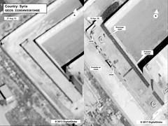 EU acusa a Siria de ejecutar prisioneros e incinerar sus cuerpos en crematorio ilegal