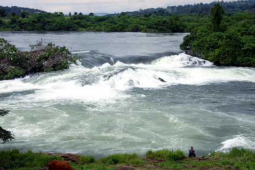 şelale falls bujagali uganda nature doğa jinja nil nehir nile river canoneos40d eos40d hd