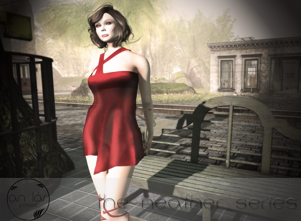 an lár [poses] The Heather Series - SecondLifeHub.com