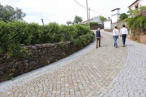 Requalificação Rua de santa Cruz