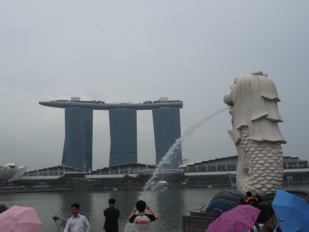 シンガポール修行