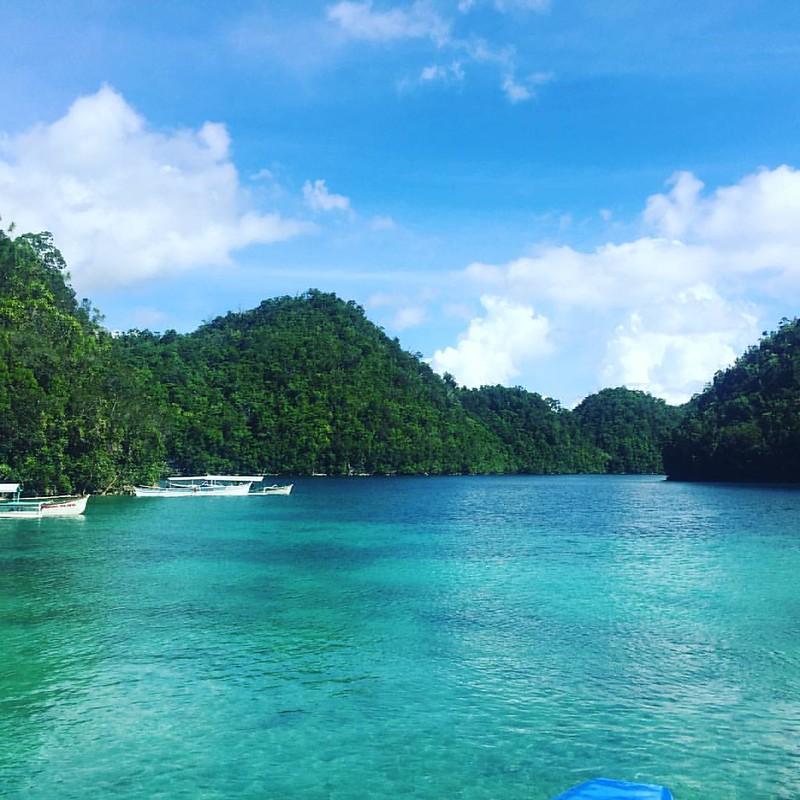 Y cuando crees que lo has visto todo en Siargao... llega Sugba Lagoon! #sugba #Siargao #philippines #kiennoarriesganogana