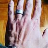 #mementoauderesemper #pietroferrante #ring #anello #fede