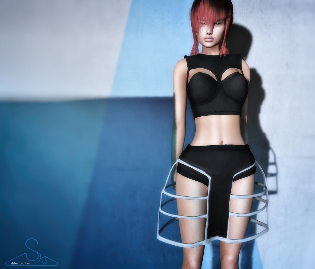 [sYs] KORMA dress - SecondLifeHub.com