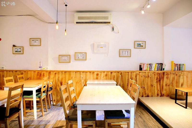 柴米菜單板橋早午餐致理美食推薦新埔捷運不限時咖啡廳 (9)