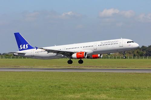 A321 LN-RKK Dublin 10.05.17