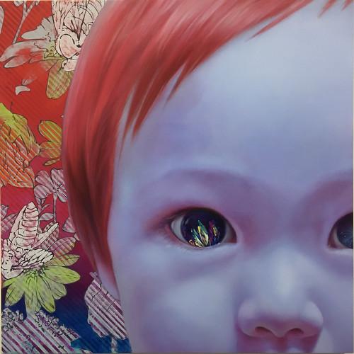 藝術家作品|品川美香Mika Shinagawa