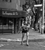 Girl on Amsterdam