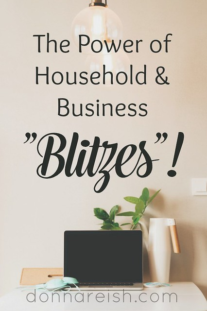 The Power of Household & Business Blitzes