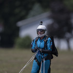 Accelerated Freefall Instructor and Coach Deb McCann