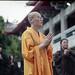 Eve of Vesak Day in Brigh Hill temple - Singapore