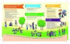 La Salud en Nuestras Manos: agenda de actividades 2017