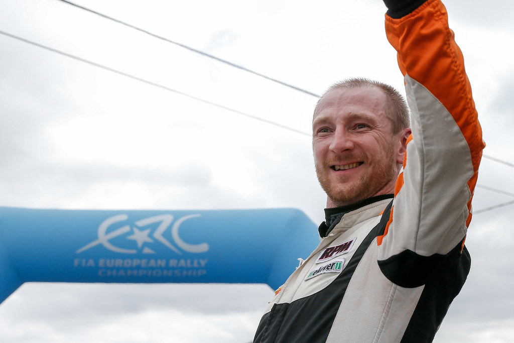 LUKYANUK Alexey (RUS),  Ford Fiesta R5, ambiance portrait during the 2017 European Rally Championship ERC Rally Islas Canarias, El Corte Inglés,  from May 4 to 6, at Las Palmas, Spain - Photo Alexandre Guillaumot / DPPI