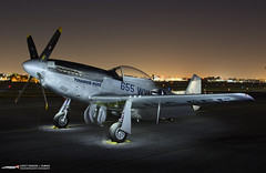 Toulouse Nuts TF-51D Mustang N551CF