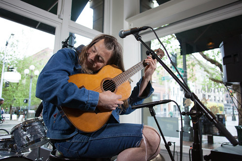 Karl Blau live on KEXP @ Upstream Music Fest