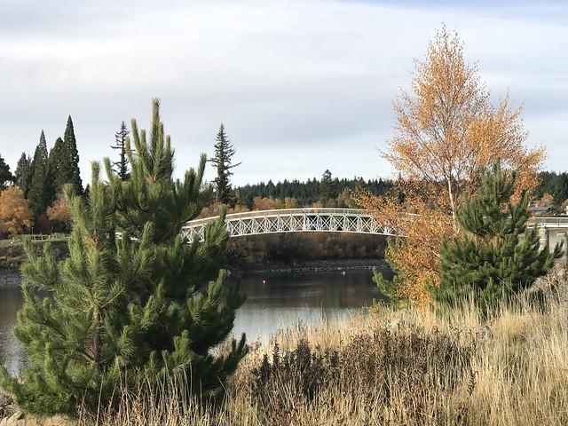 Fall on Lake Tekapo