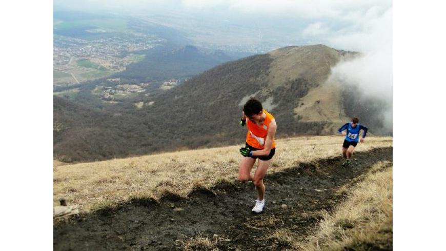 Первенство по горному бегу