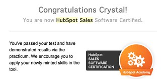 crystal neri - hubspot sales
