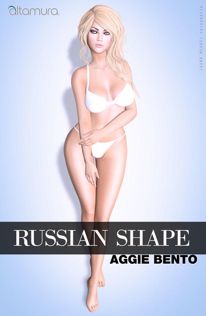 """Altagroup: """"Russian Shape"""" Aggie Bento - SecondLifeHub.com"""