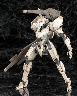前MGS美術總監「新川洋司」設計!壽屋《Frame Arms 骨裝機兵》白虎 1/100 組裝模型