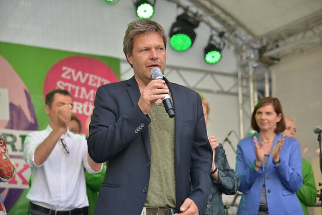Wahlkampfendspurt in Köln 11.5.2017