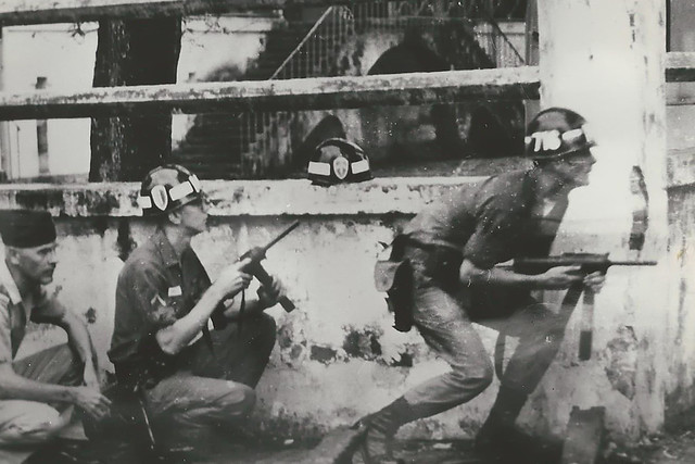 1966 Terrorist Attacks and Riots in SAIGON