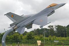 Beauvechain Air Base, Belgium. 26-6-2016