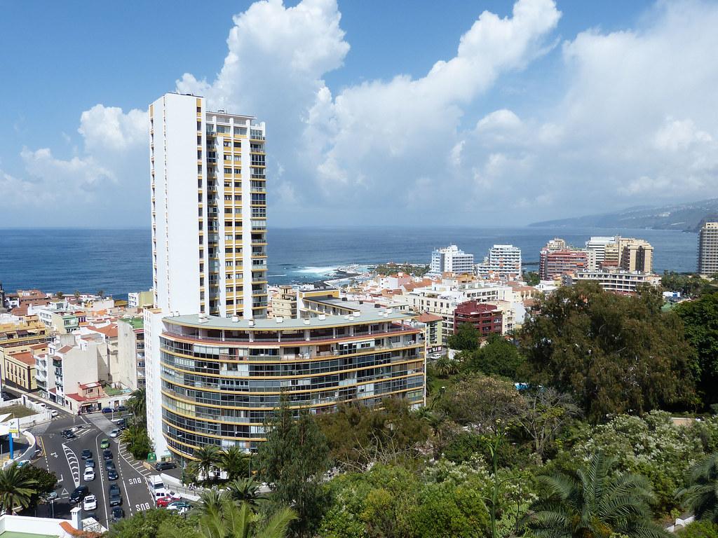 2017 Teneriffa - Puerto Cruz - Stadt