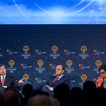 CNBC debate on Asia's Economic Outlook