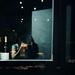 window drinking by Chez C.