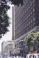 Los Angeles  California  ~ Hotel Rosslyn ~ Historic Vintage  Hotel