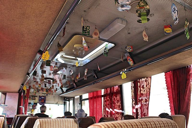 Bus air fresheners