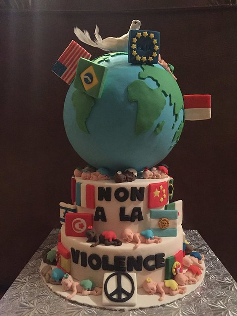 Cake by Cakes Against Violence