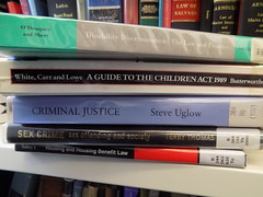 Law Books on Criminal Justice, Disability Discrimination and Sex Crime