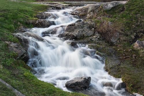 saint john saintjohn new brunswick newbrunswick nbphoto nikond3300 d3300 nikkor waterfall brook stream prolongedexposure prolonged exposure water grass rocks flow outdoor outdoors