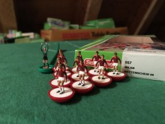 #ACMilan Lightweight Ref. 57 (different base to other 57)  #Milan #Subbuteo #TableFootball #Football #Soccer #Collector https://www.flickr.com/photos/subbuteocollector/
