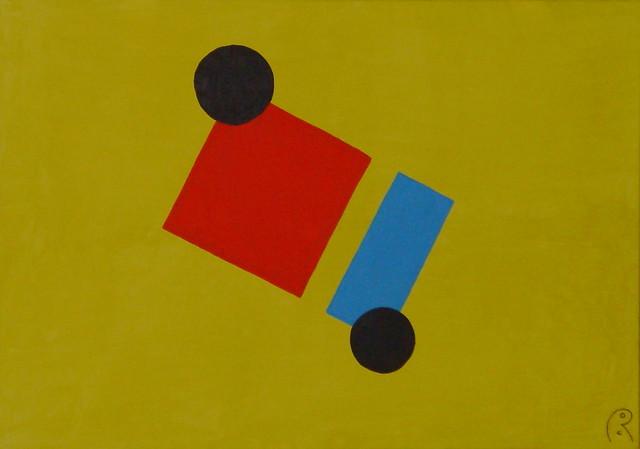Ambiguous notion /  notion ambiguë -  by Jan Theuninck, 2017