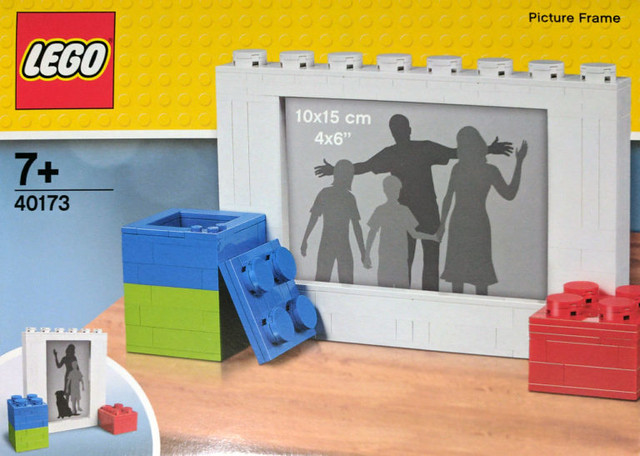 40173  LEGO Picture Frame