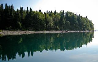 Symmetry, Cloud Bay, Ontario