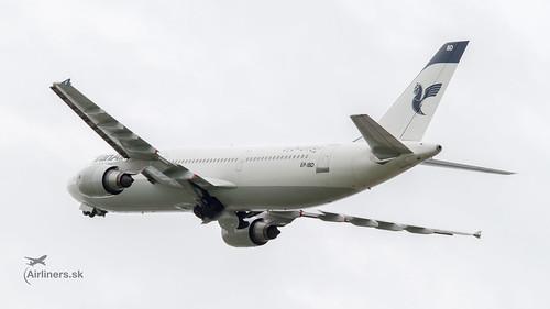 EP-IBD A300 Iran Air