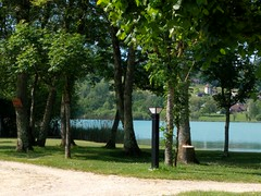 Camping Le Curtelet on Lac Aiguebelette