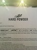Hard Powder