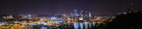 pittsburgh westendoverlook night skyline 412 pa westernpa pennsylvania