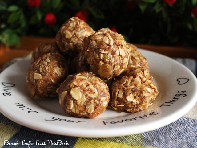 nobake oatmeal energy ball (2)