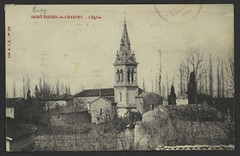 Saint-Didier-de-Charpey. - L'Eglise