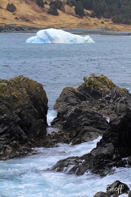 Torbay Beach Iceberg