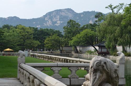 Gyeongbok Gardens